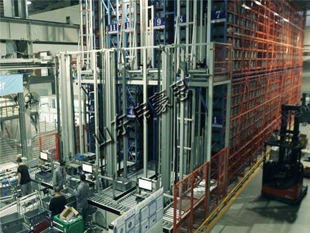 出售机械制造业自动化立体仓库 立体仓库设备