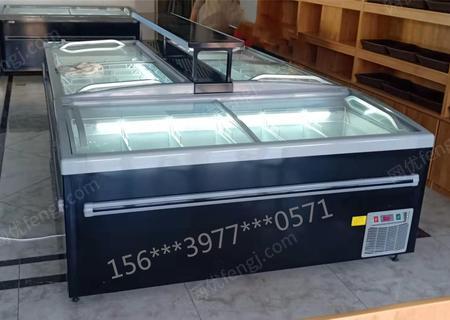 出售超市冷藏冷凍陳列柜