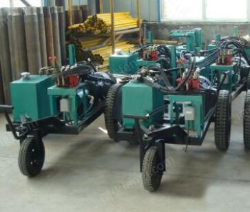 出售青海玉树液压拔管机和西宁拔管机
