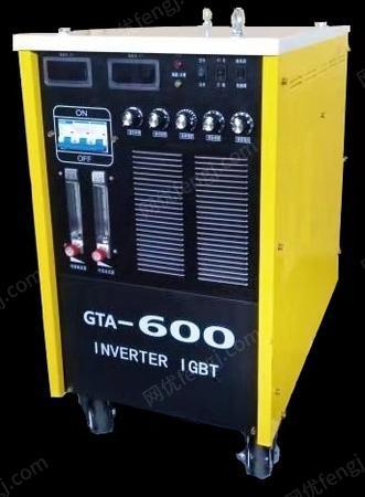 出售臺灣精炫GTA-600制管專用焊機