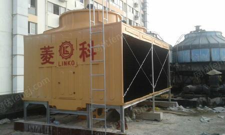 出售方形横流低噪音冷却塔