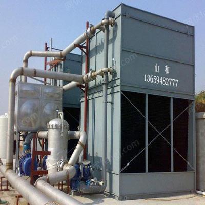 出售甘肃天水冷水机组和兰州新区闭式冷却塔