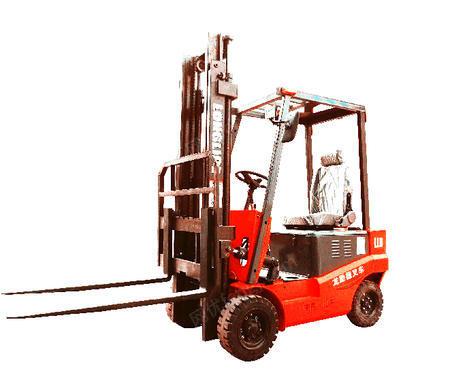 出售龍力德環保經濟型電動叉車2噸叉車