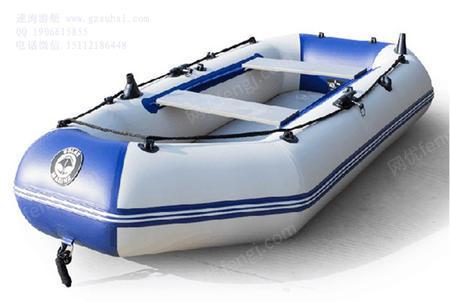 出售5人拉絲底橡皮艇,打魚充氣船,三層夾網艇
