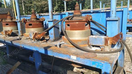 出售链罐滑轮式拉丝机收线机