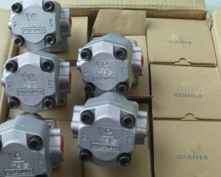 出售新鴻HYDROMAX齒輪泵HGP-1A-F6R