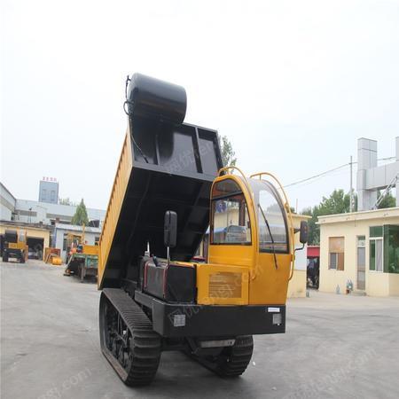 供應履帶車山地石礦工程履帶式運輸車6T座駕履帶車