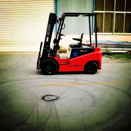 出售電動搬運車堆高機CPD-15T 可加裝側移器
