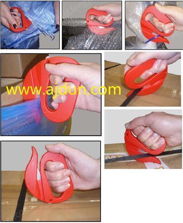 出售英國fish天鵝形安全刀