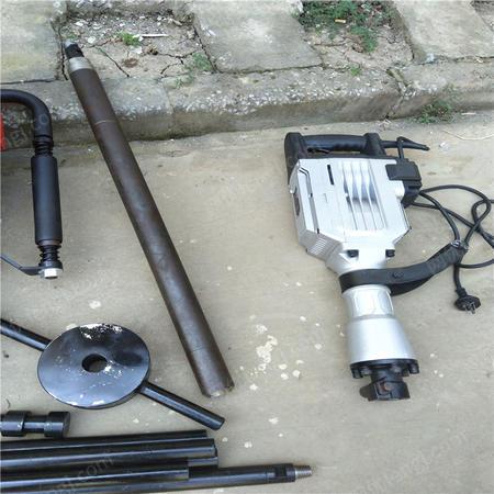 出售土層鉆探取土鉆機 便攜式汽油取土鉆機 CT-301S型號