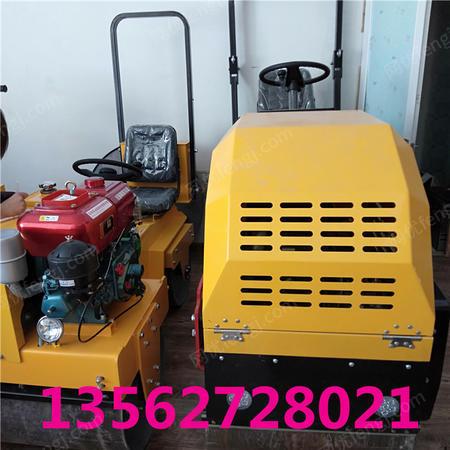 出售廣州1噸壓路機 小型液壓壓路機 溝槽壓實機