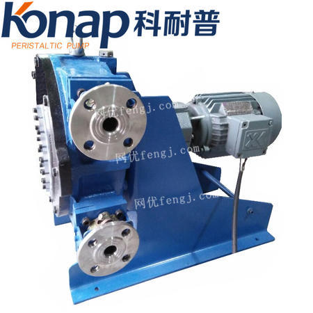 出售科耐普高扬程高吸程软管泵耐腐蚀工业软管泵