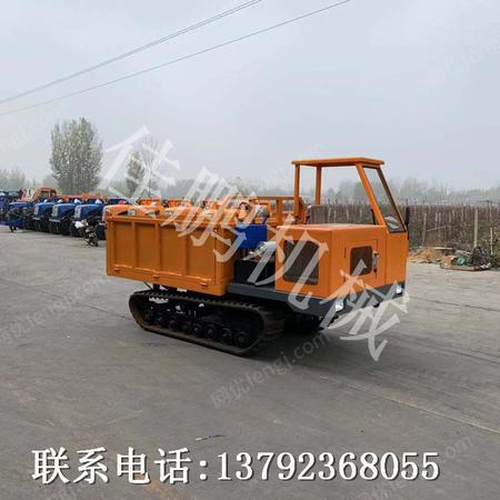 出售JP-1型手推式履帶運輸車 稻田運輸專用履帶車