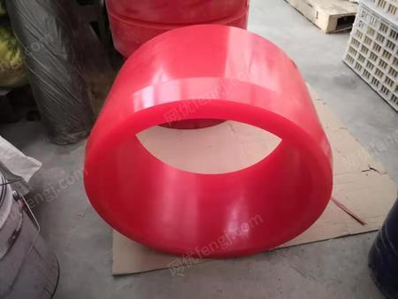 出售天津鋼加工企業開卷機變徑膠套增徑套