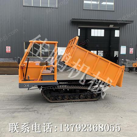 出售2噸山上履帶式運輸車 農用稻田履帶運輸車
