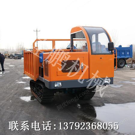 出售3.5噸履帶運輸車 田間農作物運輸車