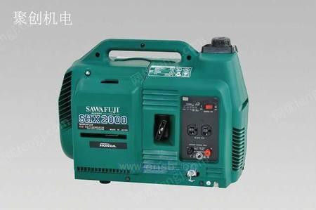 日本澤藤本田數碼變頻2KW發電機