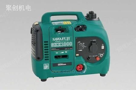 原裝日本澤藤本田汽油手提數發電機