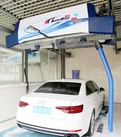 出售全自動洗車機 鐳豹洗車設備