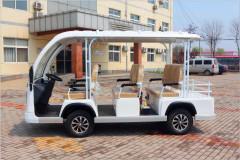 出售南京國倫電動觀光游覽車