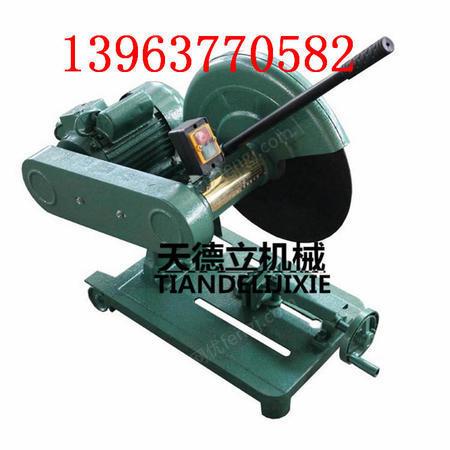 出售J3GY-LD-400A砂輪切割機 電動鋼材切割機 型材切割機107