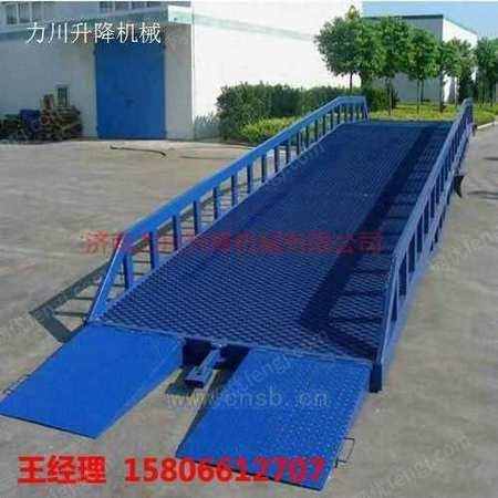 衢州市叉车过桥的两种方法,选择中