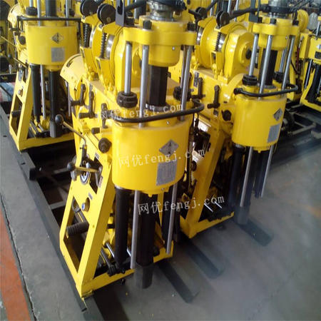 出售HZ-180YY液壓盈動式水井巖心勘探鉆機