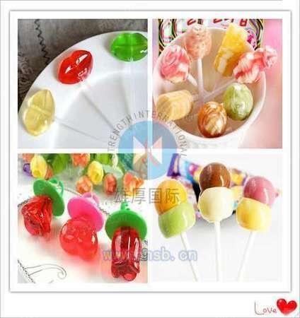 棒棒糖生产线