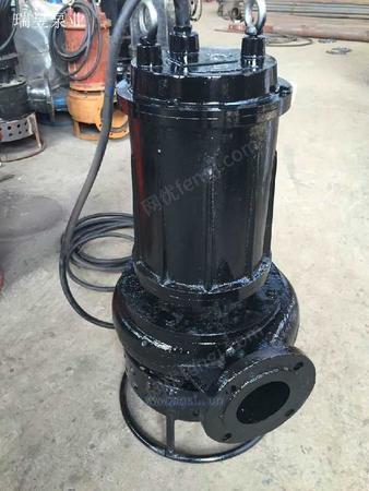5.5Kw小功率潜水采砂泵