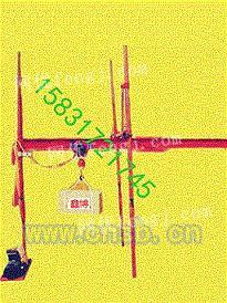 三柱小吊机大小窗口吊运机全自动吊