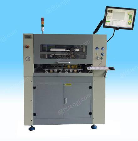 出售PCB电路板全自动贴钢片机ASM-250自动贴辅料机