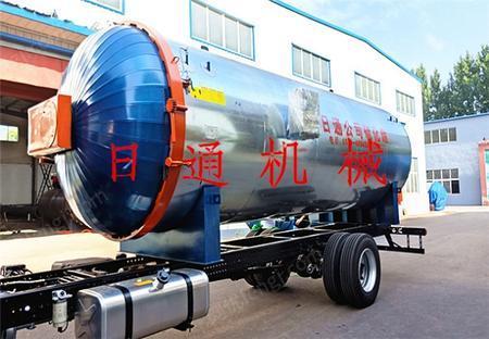 出售橡膠硫化罐 蒸汽加熱硫化罐