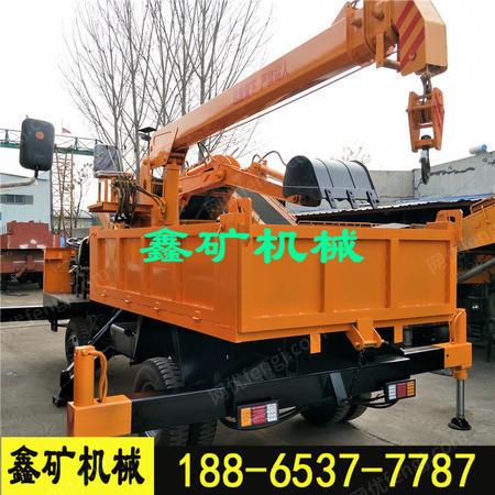 出售農用自產自銷小型挖掘機四驅四不像 隨車挖運輸工程拉沙隨車挖機