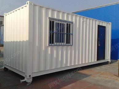 出售甘肃甘南集装箱活动房和陇西集装箱