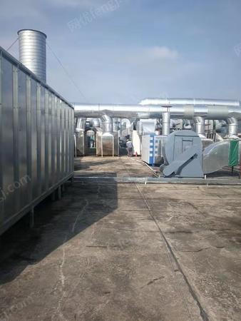 出售印染行業廢氣工程