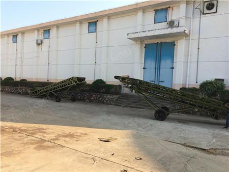 出售裝船皮帶輸送機,養殖廠飼料輸送機