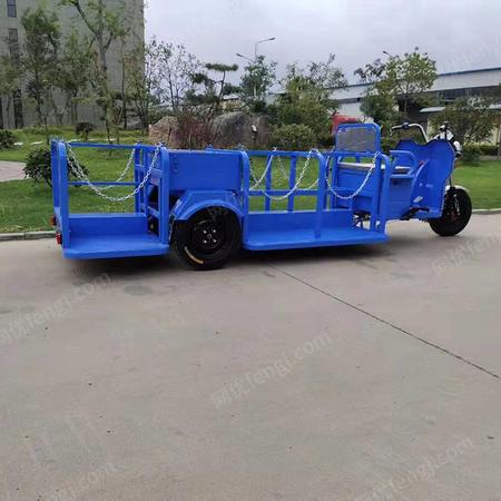 出售六桶車垃圾分類保潔車 垃圾桶電動六桶車 裝垃圾桶快速垃圾桶清運車