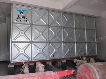 出售唐山鍍鋅鋼板水箱