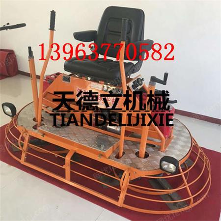 出售100型本田座駕式抹光機 小型駕駛型抹光抹平機 109