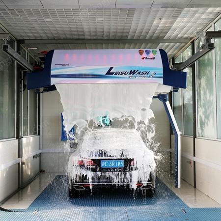 出售浙江杭州鐳豹360全自動洗車機