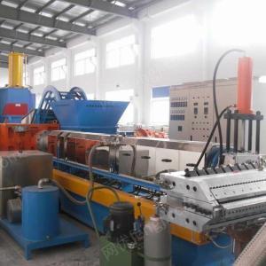 供應全自動MJD-JCJ01汽車內飾EVA塑料片材擠出機生產線,雙螺桿擠出機