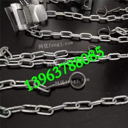 出售礦用 60mm單體液壓支柱防倒鏈 80mm 100mm 120mm防倒鏈