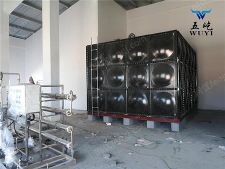 出售天津裝配式搪瓷鋼板水箱