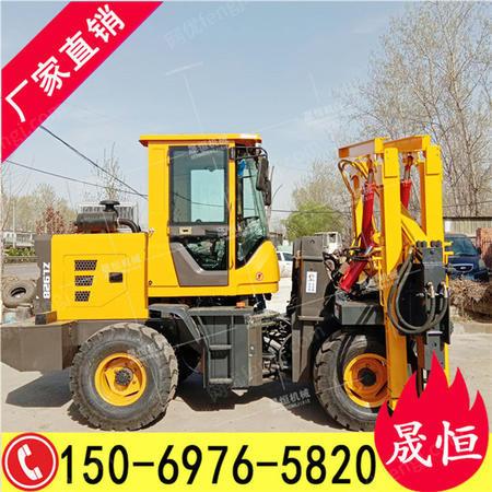 出售打樁機大型建筑工程 氣壓打樁機圍欄打樁機 破樁機鉆孔樁