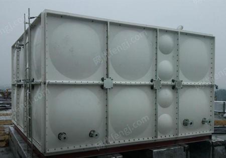 出售山東匯友玻璃鋼消防水箱