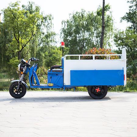 出售電動雙桶垃圾車 大垃圾車清運車安全收垃圾車
