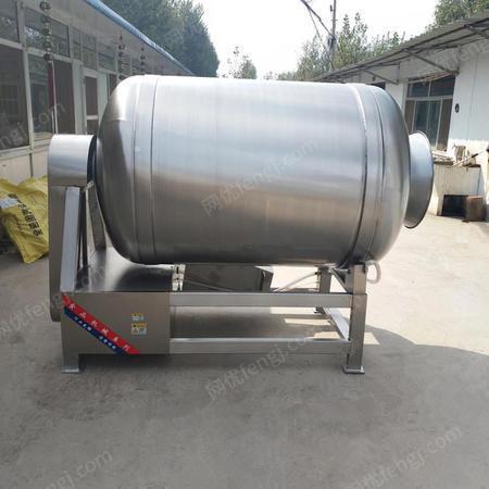 出售真空滾揉機 豬牛羊肉真空滾揉腌制機 不銹鋼真空腌制機滾揉機