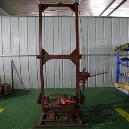 出售折疊式打井機