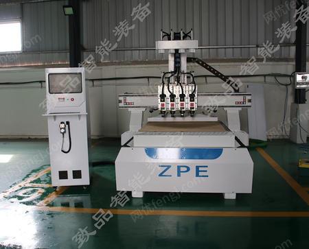 供应白银整体橱柜生产线四工序开料机