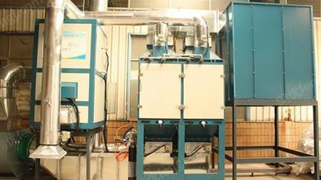 供應催化燃燒設備 節能有機廢氣處理設備 樂途環保